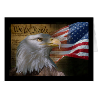We The People Note Card