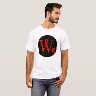 We The People Round Logo Men's T-Shirt