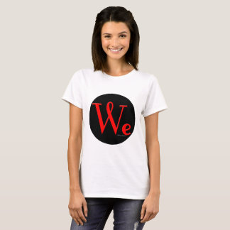 We The People Round Logo Women's T-Shirt