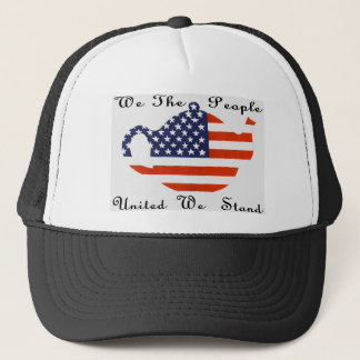 We The People United  We  Stand Hat