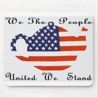 We The  People United We Stand Mousepad