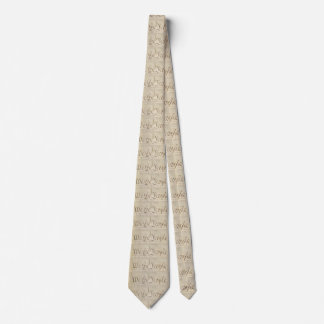 'We the People' US Constitution Tie