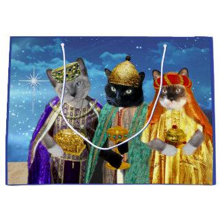 We Three Kings Large Gift Bag