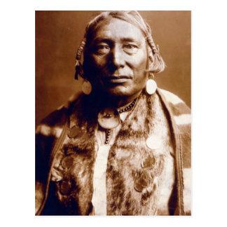 We-Ton (Native American) Postcard
