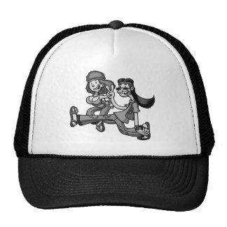 We Truck In Peace Hat