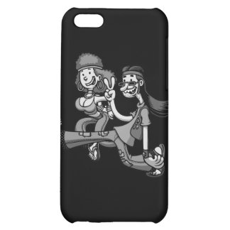 We Truck In Peace Case For iPhone 5C