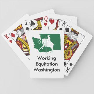 WE Washington Playing Cards! Poker Deck