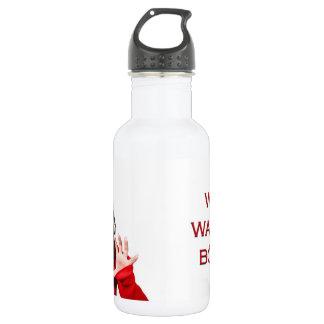We were bad 532 ml water bottle