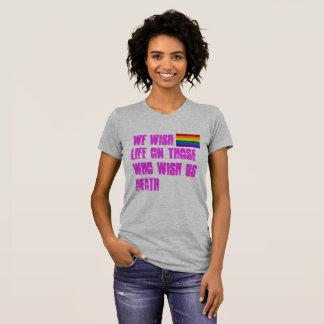 We Wish Life LGBT Pride T-Shirt