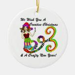 We Wish You A Creative Christmas Mermaid