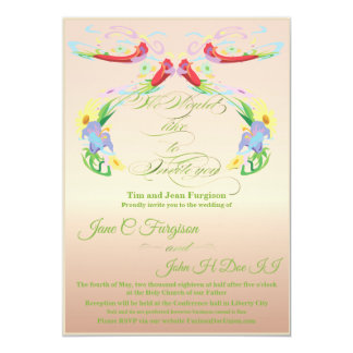 We would like to invite you wedding invitation V2