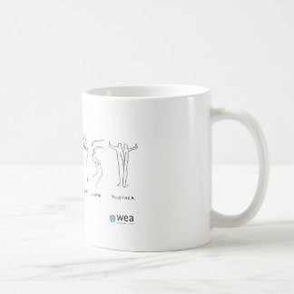 "WEA ""RESIST"" Classic Mug"