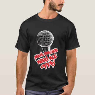 Weak emcees T-Shirt
