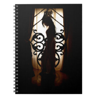 weak in disguise spiral note book