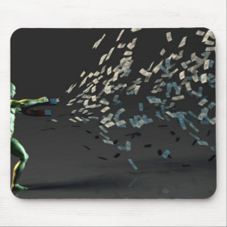 Wealth Management and Financial Planning Mouse Pad