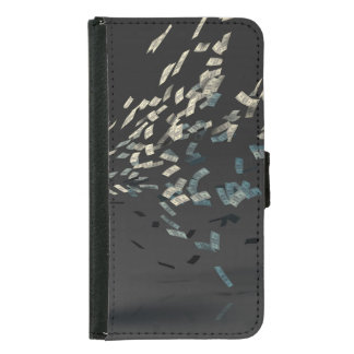 Wealth Management and Financial Planning Samsung Galaxy S5 Wallet Case