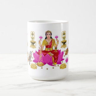 Wealth Meditation Coffee Mug