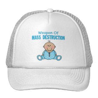 Weapon of Mass Descruction Boy Hat