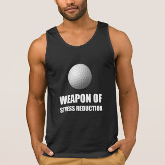 Weapon of Stress Reduction Golf