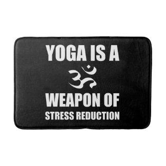 Weapon of Stress Reduction Yoga Bath Mat