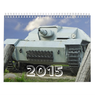 Weaponry of II World War Calendars