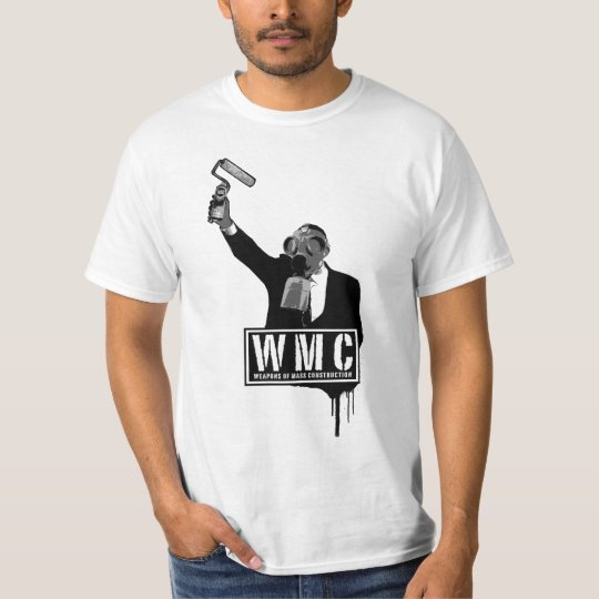 Weapons of Mass Construction T-Shirt