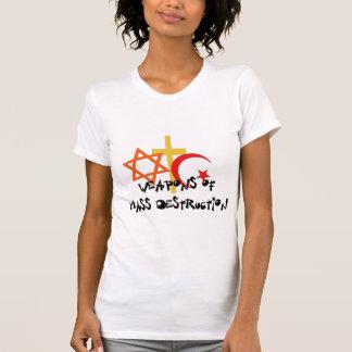 Weapons Of Mass Destruction Tee Shirt