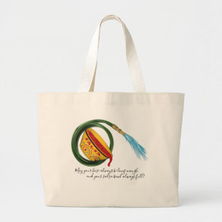 Weapons of Saint Luis Large Tote Bag
