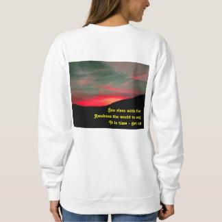 Wear Dawn Haiku 49 Sweatshirt