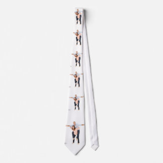 wear him with pride on your chest tie