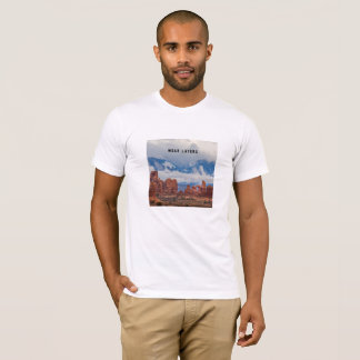 """Wear Layers"" Scenic T-Shirt"
