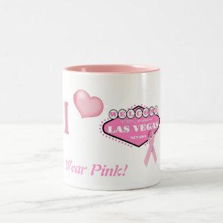 Wear Pink, Las Vegas Does! Mug