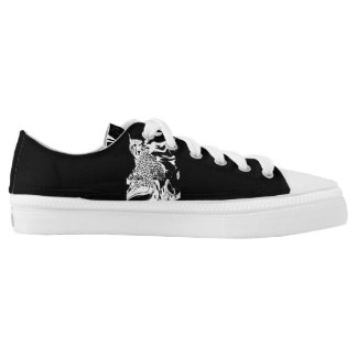 WEAR THESE AND BECOME SWIFT AS A CHEETAH! Low-Top SNEAKERS