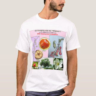 Wear Wild Apples and Crabapples T-Shirt