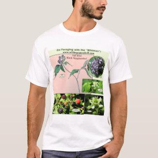 Wear Wild Black Raspberries T-Shirt