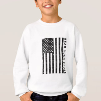 wear your cause sweatshirt