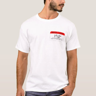 Wear Your Label: PTSD T-Shirt