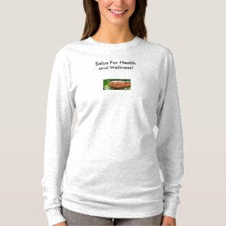 Wearable Healthcare Tees-Salsa! T-Shirt