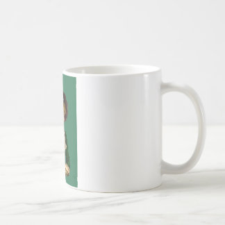 Wearing the Green on St Patrick's Day Coffee Mugs