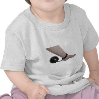 WearingBallChain081210 T Shirt