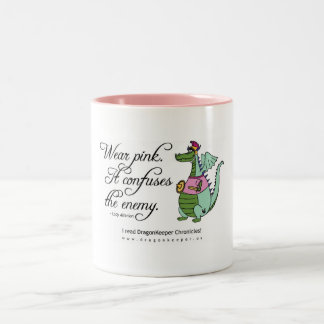 WearPink Mug