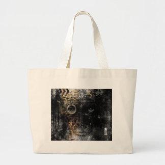 Weary Jumbo Tote Bag
