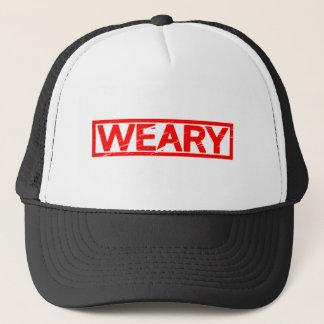 Weary Stamp Trucker Hat