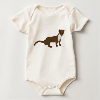 Weasel Baby Bodysuit
