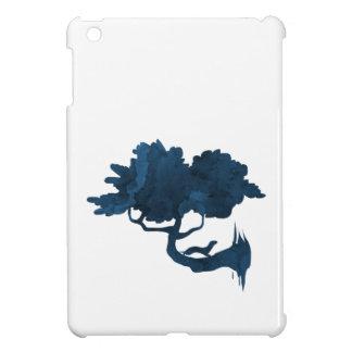 Weasel on a tree iPad mini cases