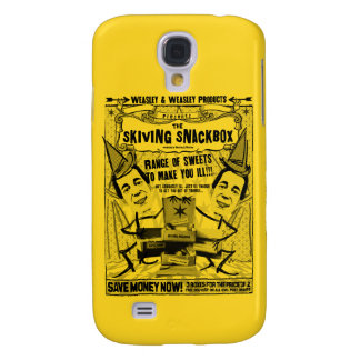Weasley and weasley Products Galaxy S4 Cases