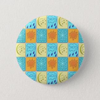 weather 2 inch round button