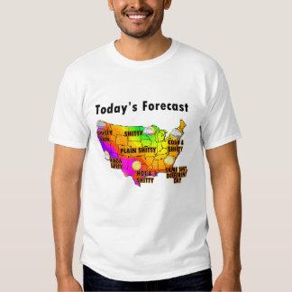 Weather Forecast T-shirt
