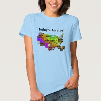Weather Forecast Tee Shirt