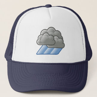 Weather = Mood, by TRICKSTER REX Trucker Hat